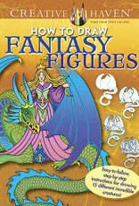 DOVER PUBLICATIONS HOW TO DRAW FANTASY FIGURES