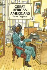 DOVER PUBLICATIONS GREAT AFRICAN AMERICANS