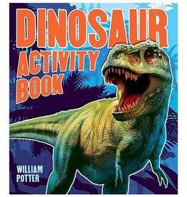 DOVER PUBLICATIONS DINOSAUR ACTIVITY BOOK
