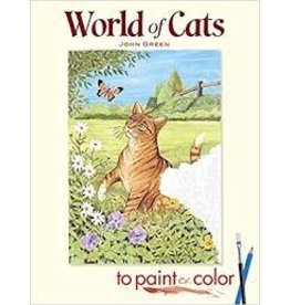 DOVER PUBLICATIONS WORLD OF CATS