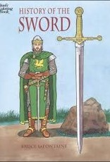 DOVER PUBLICATIONS HISTORY OF THE SWORD