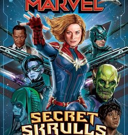USAOPOLY CAPTAIN MARVEL SECRET SKRULLS
