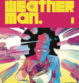 IMAGE COMICS WEATHERMAN TP VOL 01