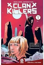 AFTERSHOCK COMICS CLANKILLERS TP VOL 01