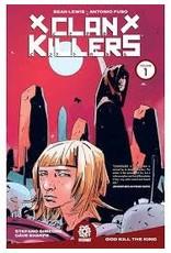 AFTERSHOCK COMICS CLANKILLERS TP VOL 01