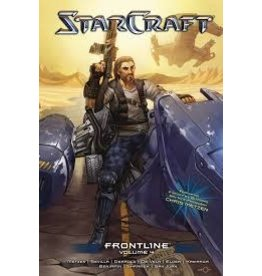 BLIZZARD ENTERTAINMENT STARCRAFT FRONTLINE TP VOL 04