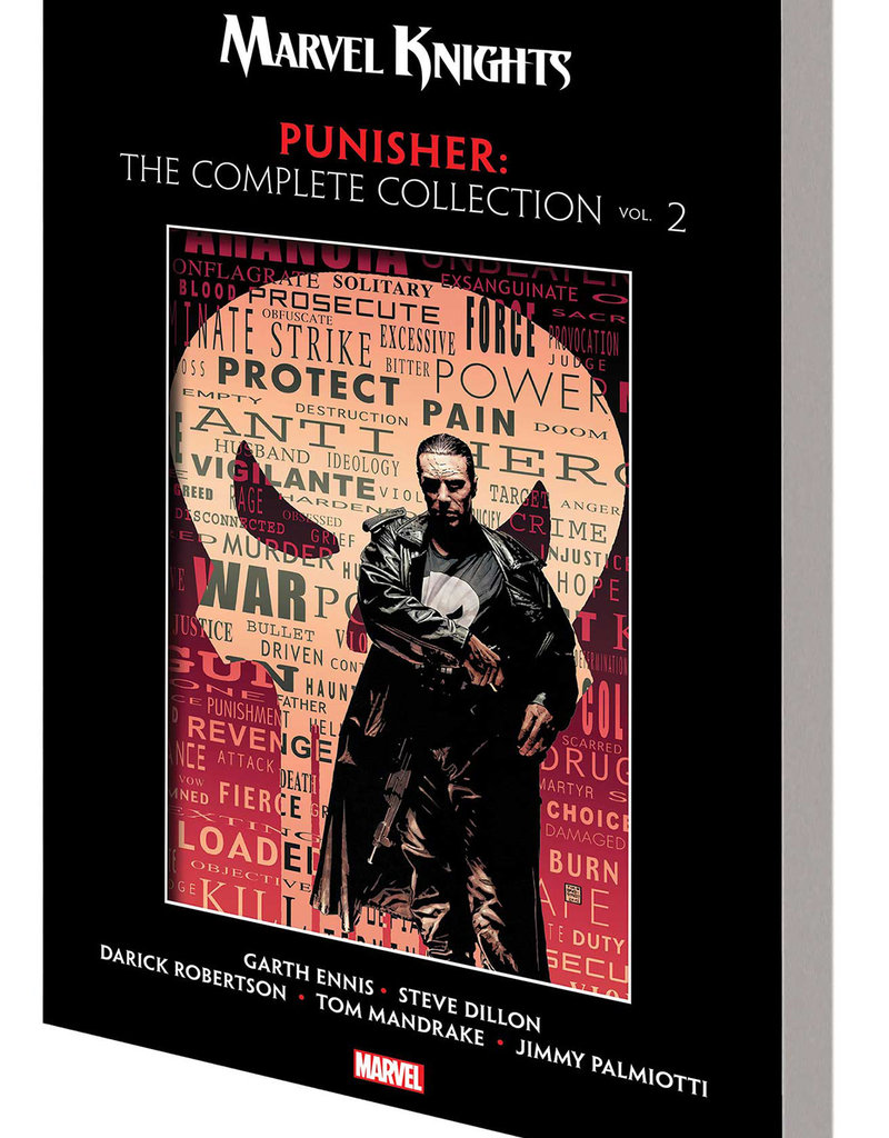 MARVEL COMICS MARVEL KNIGHTS PUNISHER BY ENNIS COMPLETE COLL TP VOL 02