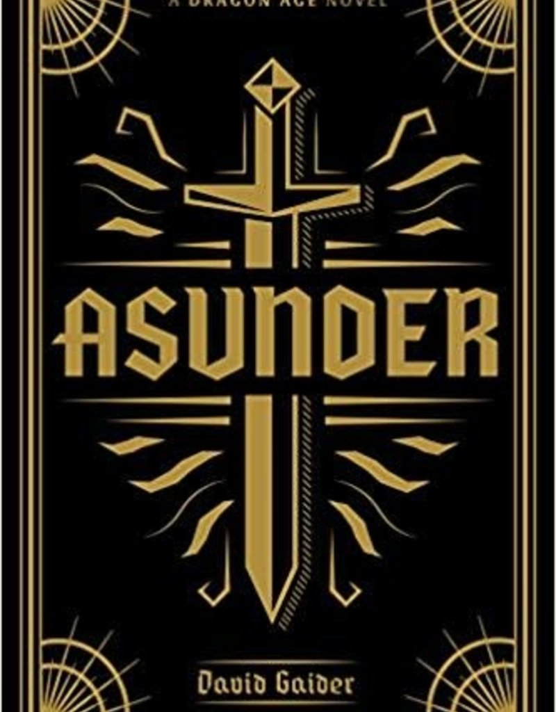 DARK HORSE COMICS DRAGON AGE ASUNDER DELUXE EDITION HC