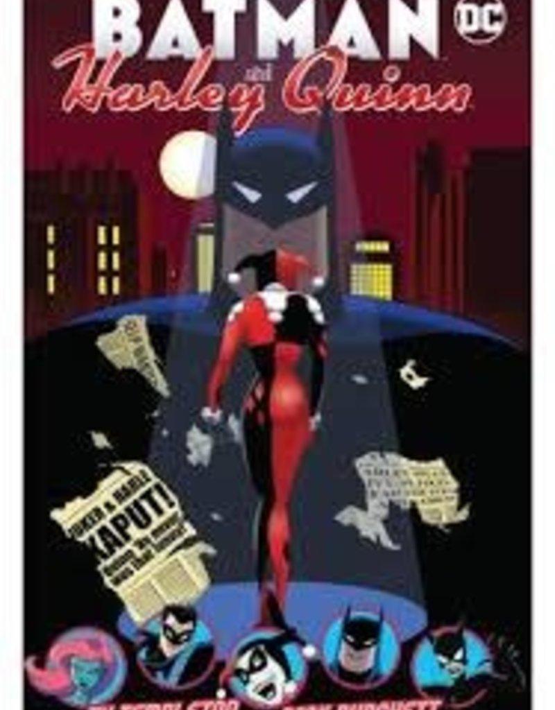 DC COMICS BATMAN & HARLEY QUINN TP