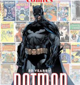 DC COMICS DETECTIVE COMICS 80 YEARS OF BATMAN DLX ED HC