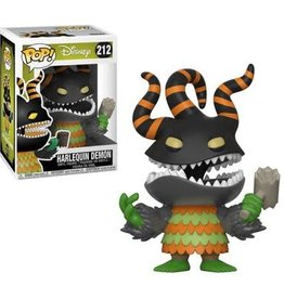 FUNKO POP DISNEY: NBC - HARLEQUIN DEMON