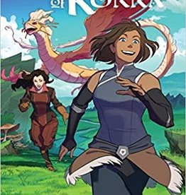 DARK HORSE COMICS LEGEND OF KORRA TURF WARS LIBRARY ED HC