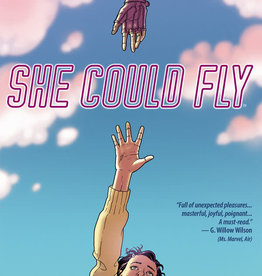 DARK HORSE COMICS SHE COULD FLY TP