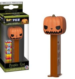 FUNKO POP PEZ: NBC - PUMPKIN KING
