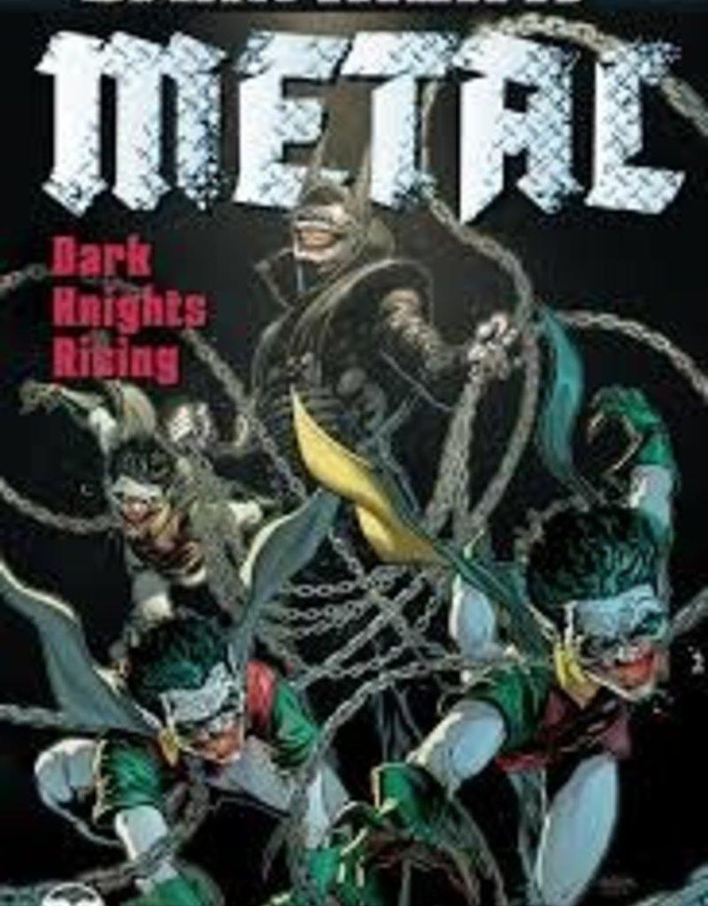 DC COMICS DARK NIGHTS METAL DARK KNIGHTS RISING TP
