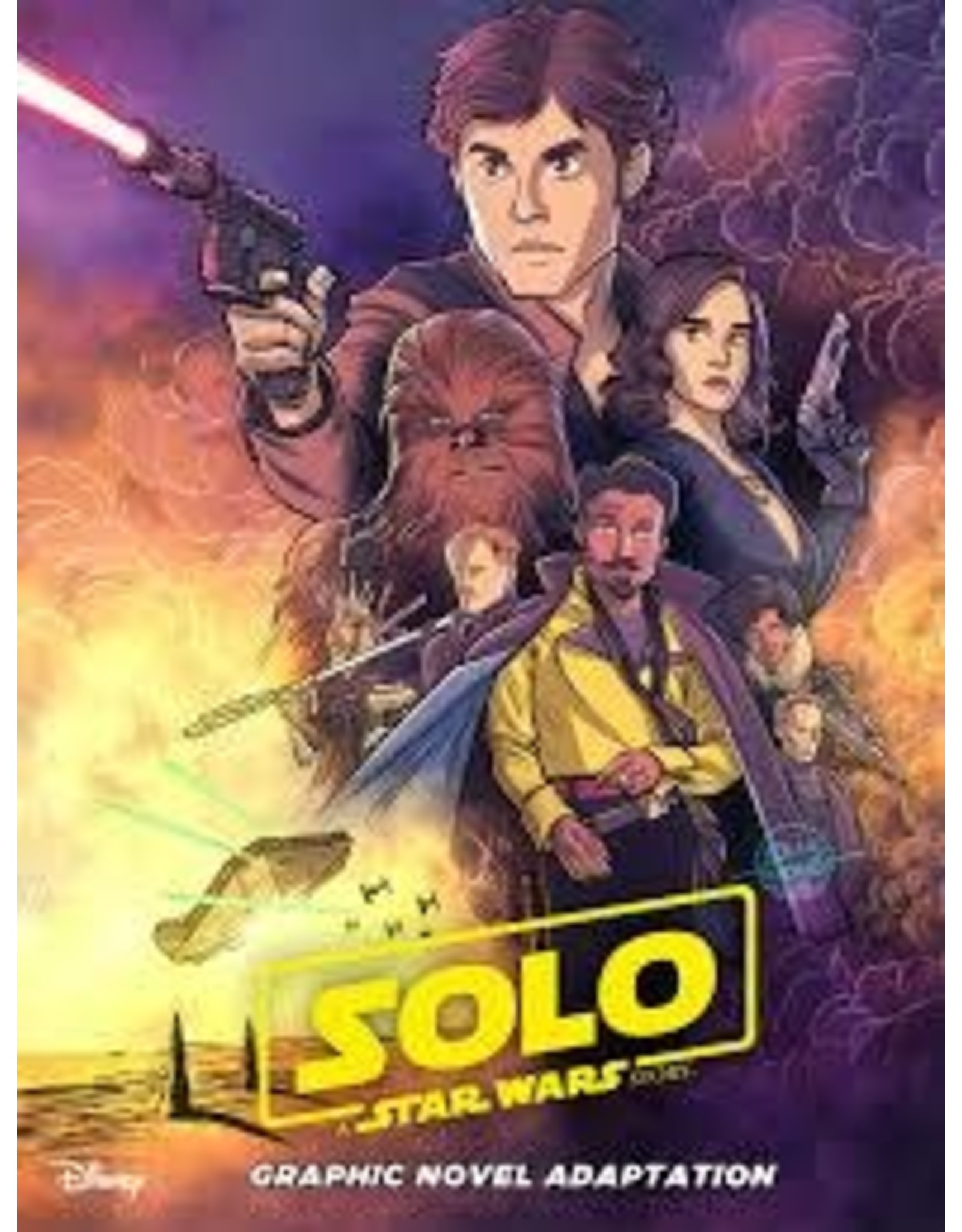 IDW PUBLISHING STAR WARS SOLO GN