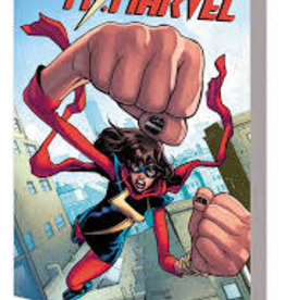 MARVEL COMICS MS MARVEL TP VOL 10 TIME AND AGAIN