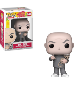 FUNKO POP AUSTIN POWERS DR EVIL VINYL FIG