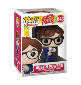 FUNKO POP AUSTIN POWERS AUSTIN POWERS VINYL FIG