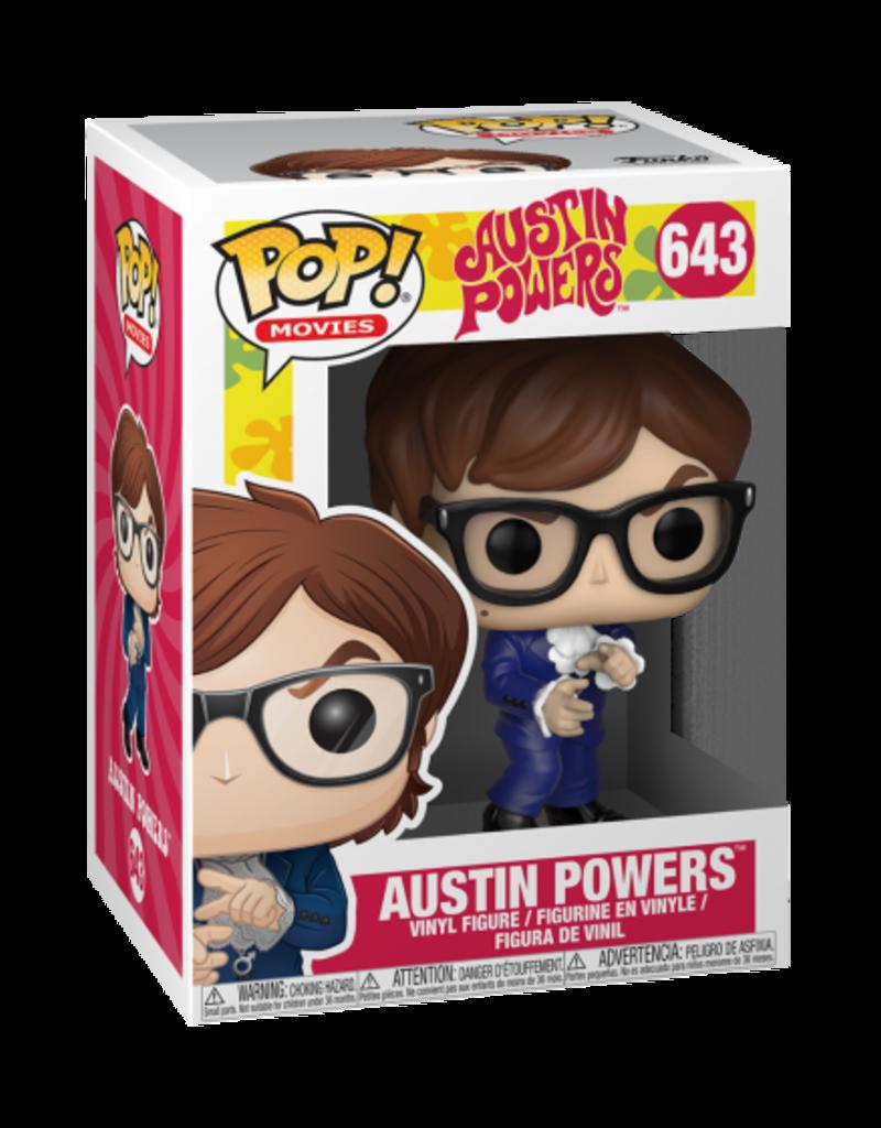 FUNKO POP AUSTIN POWERS AUSTIN POWERS VINYL FIG