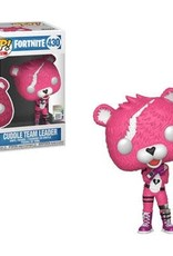 FUNKO POP FORTNITE CUDDLE TEAM LEADER VINYL FIG