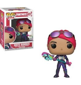 FUNKO POP FORTNITE BRITE BOMBER VINYL FIG