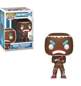 FUNKO POP FORTNITE MERRY MARAUDER VINYL FIG