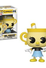 FUNKO POP CUPHEAD S2 MS CHALICE VINYL FIG