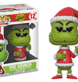 FUNKO POP BOOKS THE GRINCH VINYL FIG