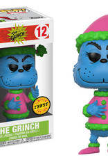 FUNKO POP BOOKS THE GRINCH VINYL FIG CHASE VAR