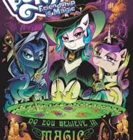 IDW PUBLISHING MY LITTLE PONY FRIENDSHIP IS MAGIC TP VOL 16