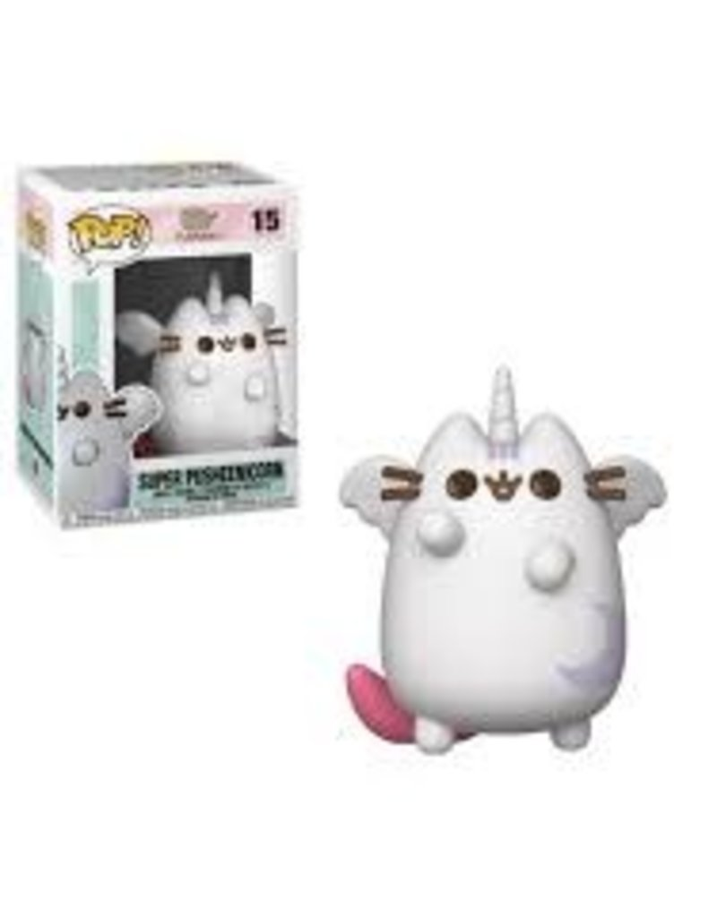 FUNKO POP PUSHEEN PUSHEENICORN VINYL FIG