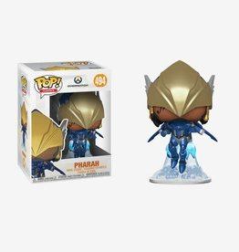 FUNKO POP OVERWATCH S5 PHARAH VICTORY POSE VINYL FIG
