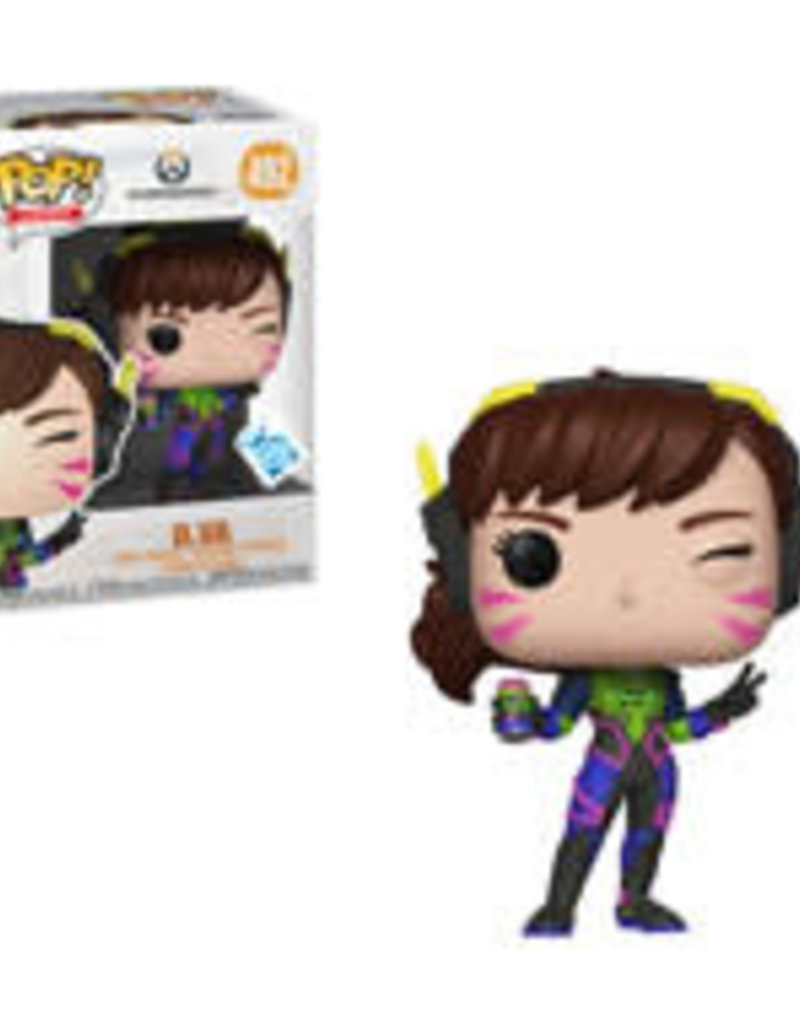 FUNKO POP OVERWATCH S5 D.VA VINYL FIG