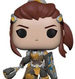 FUNKO POP OVERWATCH S5 BRIGITTE VINYL FIG
