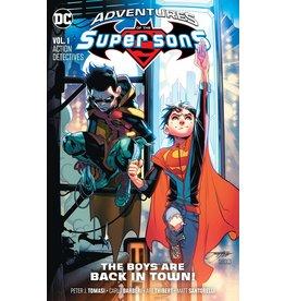 DC COMICS ADVENTURES OF THE SUPER SONS TP VOL 01 ACTION DETECTIVE