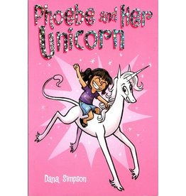 AMP! COMICS FOR KIDS PHOEBE AND HER UNICORN GN VOL 01 PHOEBE & HER UNICORN