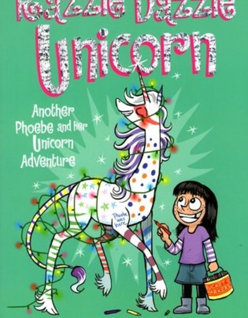 ANDREWS MCMEEL PHOEBE AND HER UNICORN GN VOL 04 RAZZLE DAZZLE UNICORN