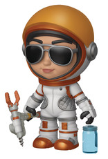 FUNKO 5 STAR FORTNITE MOONWALKER VINYL FIG