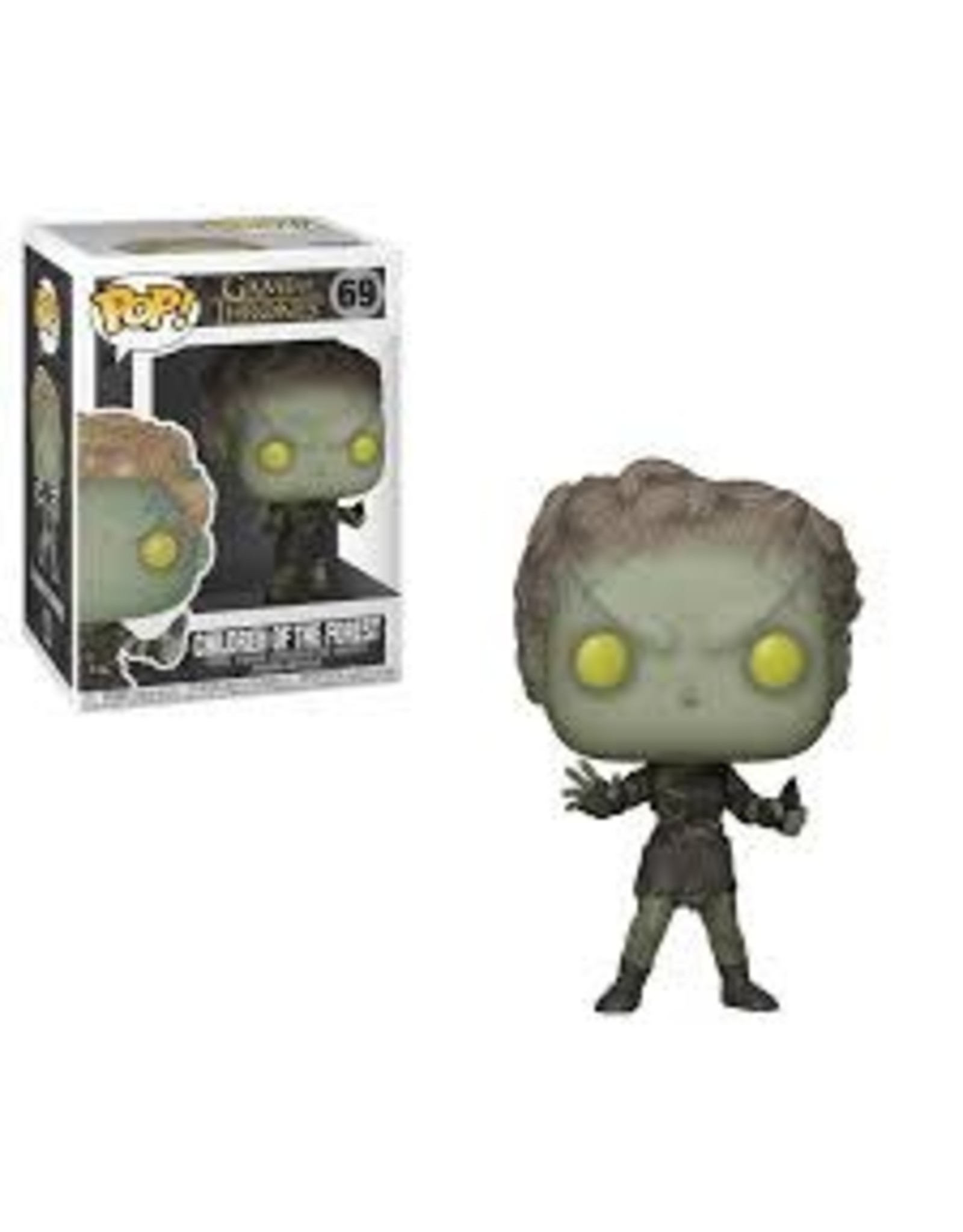 FUNKO POP GAME OF THRONES CHILDREN OF THE FOREST VINYL FIG