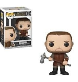 FUNKO POP GAME OF THRONES GENDRY VINYL FIG