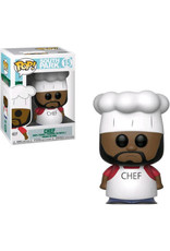 FUNKO POP TV: SOUTH PARK W2 - CHEF