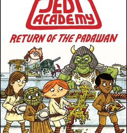SCHOLASTIC INC. STAR WARS JEDI ACADEMY YR SC VOL 02 RETURN OF THE PADAWAN