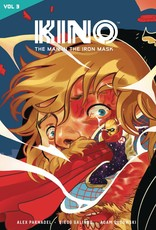 LION FORGE CATALYST PRIME KINO TP VOL 03 MAN IN IRON MASK