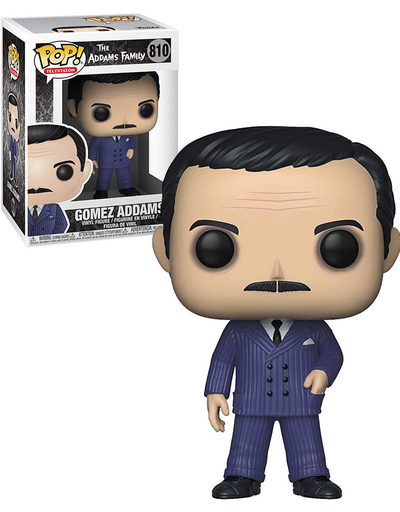 FUNKO POP ADDAMS FAMILY GOMEZ VINYL FIG
