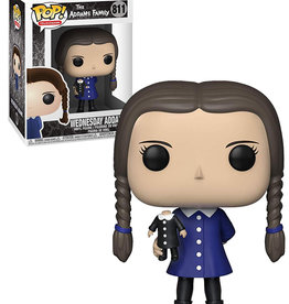 FUNKO POP ADDAMS FAMILY WEDNESDAY VINYL FIG