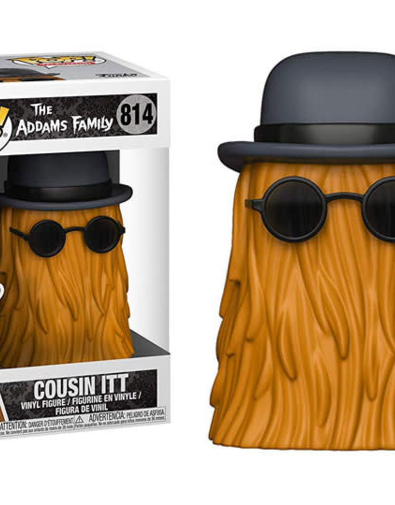 FUNKO POP ADDAMS FAMILY COUSIN ITT VINYL FIG