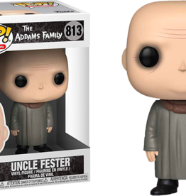 FUNKO POP ADDAMS FAMILY UNCLE FESTER VINYL FIG