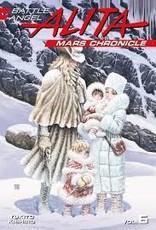 KODANSHA COMICS BATTLE ANGEL ALITA MARS CHRONICLE GN VOL 06