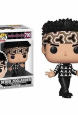 FUNKO POP ZOOLANDER DEREK VINYL FIG